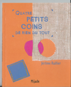 couverture, 4 petits coins