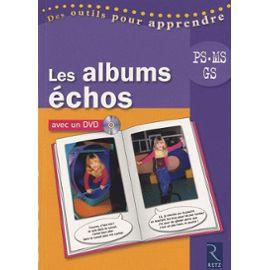 philippe-boisseau-les-albums-echos-ps-ms-gs-1dvd-livre-893959924_ML