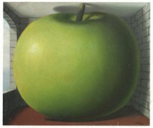magritte, la chambre d'écoute
