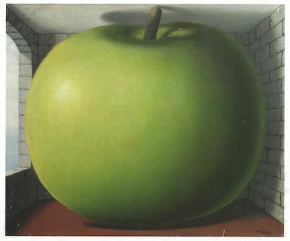 Magritte la chambre d coute doigtdecole une petite for Chambre d ecoute