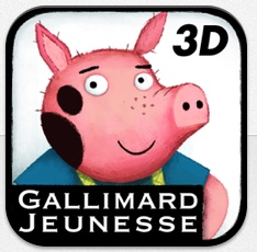 3 petits cochons gallimard